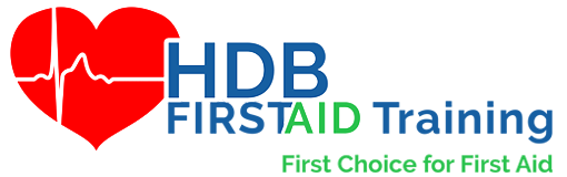 HDB First Aid Training logo